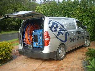 Sunshine Coast Carpet Cleaning and Pest Control with BFS Carpet Cleaning